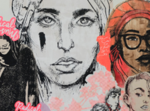 Australian-Based Saudi Artist Challenging Sexist Guardianship Laws Through Her Work