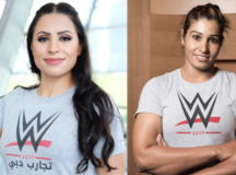 Breaking Barriers – WWE Signs Its First Female Wrestlers From The Arab World And India