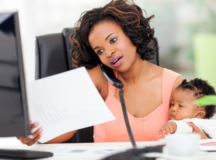 The Working Mom Burnout – How Companies Can Help Change The Conversation