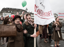 'The Divine Order' Follows The Real-Life Battle Of Swiss Women Fighting For The Right To Vote