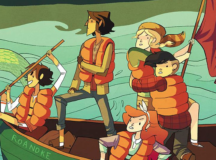 'Lumberjanes' Is The Girl Power Graphic Novel Series Every Young Woman Needs In Her Collection