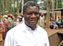 """Dr. Denis Mukwege – """"The Man Who Mends Women"""" – Treats Rape Survivors In The DRC"""