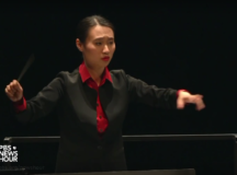 How The Dallas Opera's Hart Institute Is Training Up A New Generation Of Female Conductors