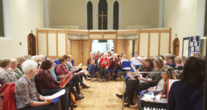 Local UK Choir Using Music To Amplify The #MeToo Message For Domestic Violence Survivors
