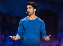 Justin Baldoni's TED Talk About Redefining Masculinity Is Both Timely & Necessary