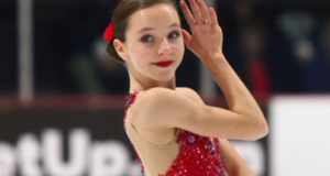 Figure Skater Who Recovered From A Major Injury Wins Championship & Sets Sights On Olympics
