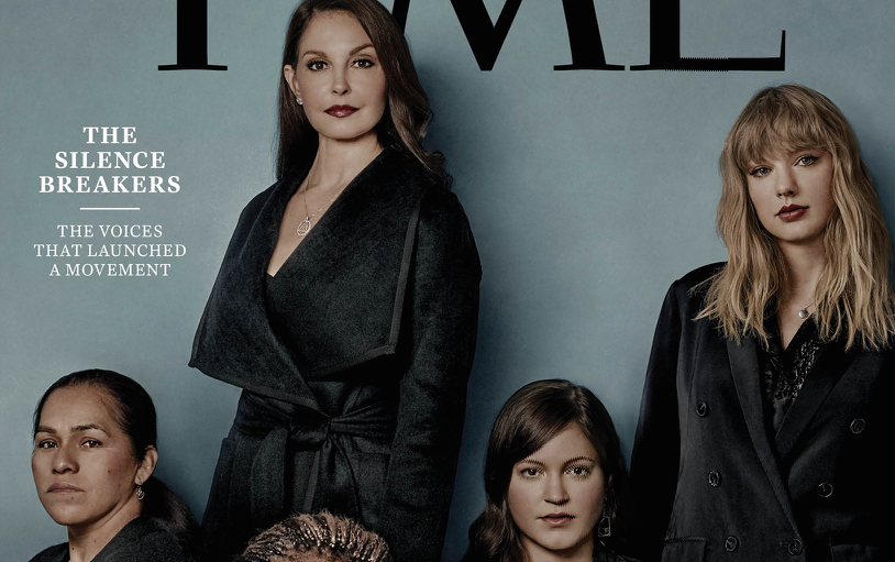 "TIME's ""Silence Breakers"" Cover Story Sums Up An Important Year For Women & Activists"