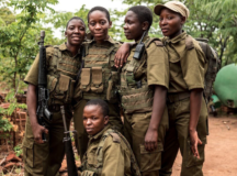Women's Empowerment At The Core Of This All-Female Anti-Poaching Unit In Zimbabwe