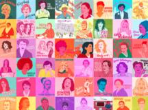 Badass Artist Julie Van Grol Releases Workbook For Girls Featuring 100+ Trailblazing Women