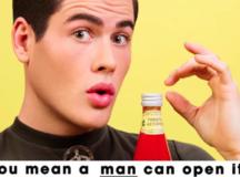 Artist Eli Rezkallah Brilliantly Reverses Gender Roles In A Series Of Sexist Advertisements