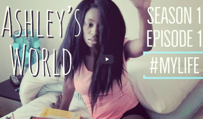 "FEMINIST FRIDAY: New Web Series ""Ashley's World"" Empowering Black Single Mothers"