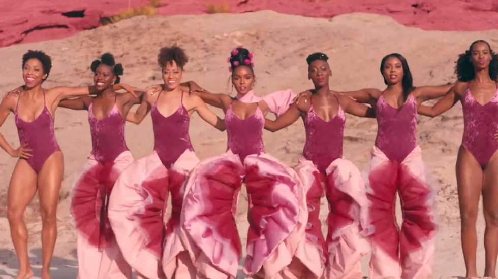 FEMINIST FRIDAY: Janelle Monae Goes 'Pynk' For Empowerment & Drake's Female-Driven 'Nice For What'
