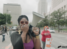 'Resist' Docuseries Follows Black Lives Matter Founder Patrisse Cullors Protesting New LA County Jail
