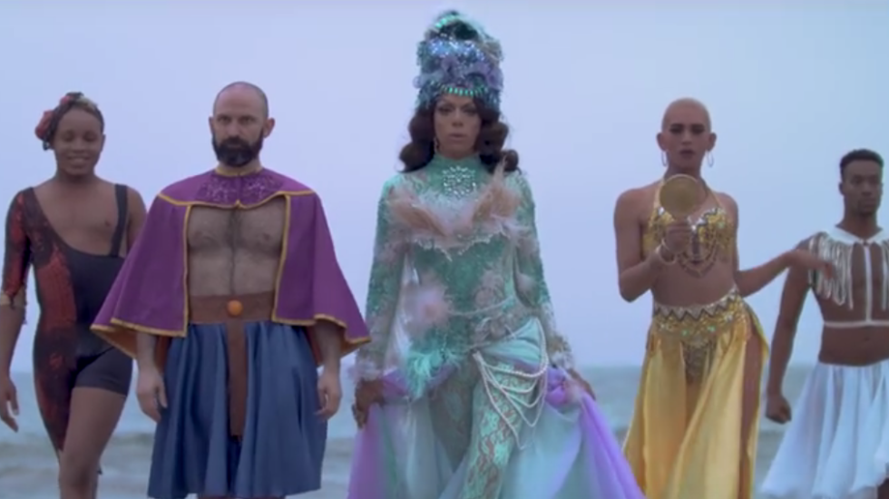 FEMINIST FRIDAY: Witches And Drag Queens And Rappers, Oh My!