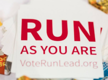 VoteRunLead Investing In The Record Number Of American Women Running For Office