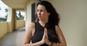 From Addiction & Jail Time To Awakened Yogi, This Badass Now Brings Healing To Other Women