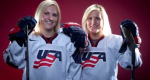 After Taking On Sexism In U.S. Hockey, These Olympian Sisters Are Just Getting Started
