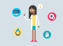 Easy Ways To Encourage STEM Activities & Opportunities At Home With Young Girls