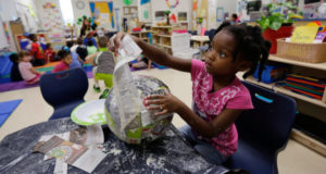 28 States In The U.S. Where Childcare Costs More Than College