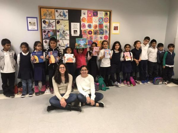Sisters Launch Library Collection To Empower Muslim Girls