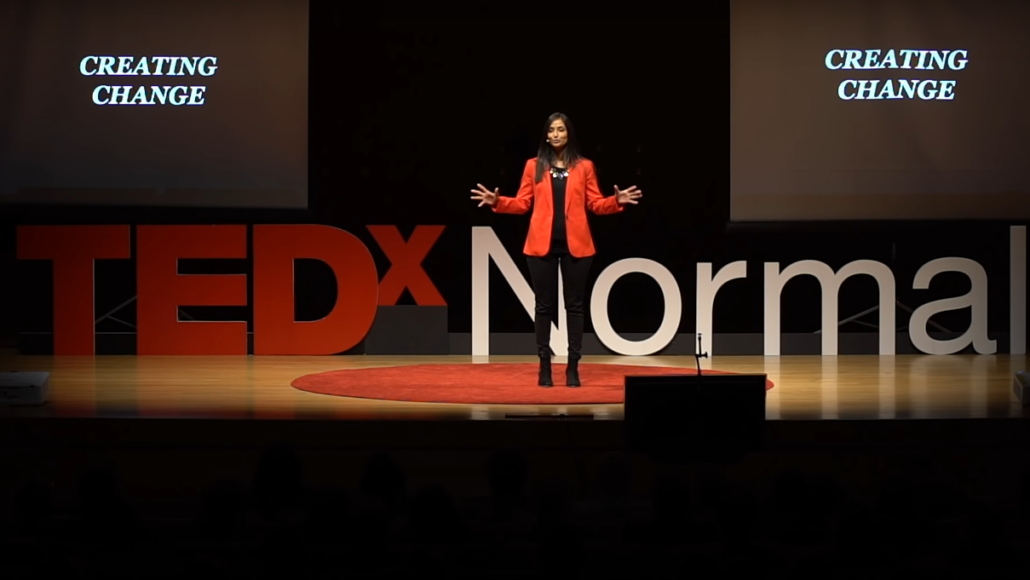 Feminist Friday: Watch Our Founder Deliver A Powerful TEDx Talk About Reproductive Rights.