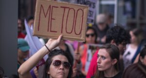 How The #MeToo Movement Gave Me A Voice To Share My Own Story & Break My Silence.