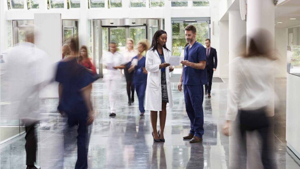 The Urgent Need For More Female Voices And Leadership In The Healthcare Industry.