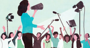 How One Company Is Stepping Up To The Plate To Amplify The Voices Of Women In Hollywood