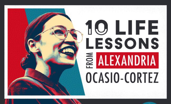 10 Life Lessons From Alexandria Ocasio-Cortez