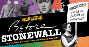 'Before Stonewall' poster