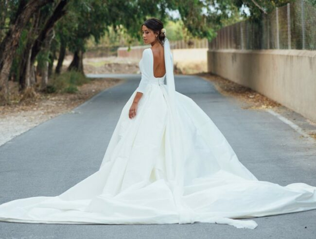 The Practical Bride: How To Make A Simple Dress Look